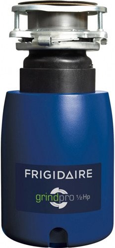 Frigidaire FFDI502DMS 1/2 HP 2600 RPM Continuous Feed Waste Disposer by Frigidaire