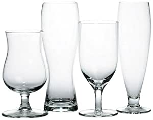 Mikasa Brewmaster's 4-Piece Assorted Craft Beer Glasses