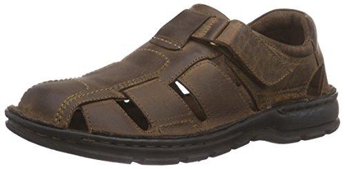 sports shoes 7c58b f108e Comfortabel 620190, Sandali Punta Chiusa Uomo