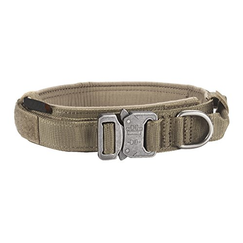Modified version Military Tactical Heavy Duty Nylon Dog Coll