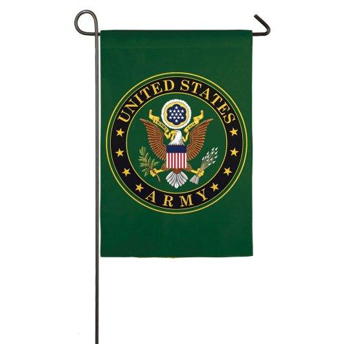 US Flag Store 14S2914 United States Army Patriotic Garden Fl
