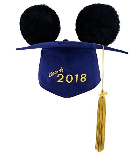 2018 Disney Parks Mickey Ears Mortar board Graduation