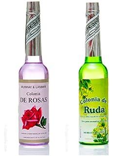 2 en 1. Agua de Rosas y agua de Ruda 221 ml