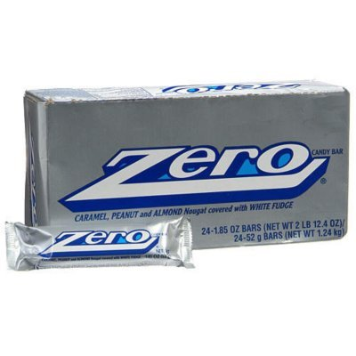 (Zero Bar, 1.9 oz 24 ct)