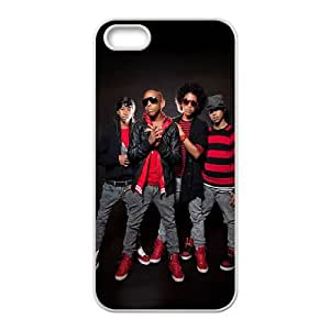 iPhone 5 5s Cell Phone Case White Mindless Behavior M2359261