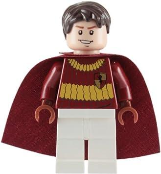 LEGO Harry Potter: Oliver Wood (Quidditch Uniform) Minifigure:  Amazon.co.uk: Toys & Games