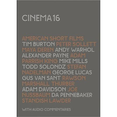 Cinema 16: American Short Films (The Lunch Date / Carmen / the Discipline of D.E. / Daybreaker Express / Vincent / Terry Tate: Office Linebacker / the Wrath of Cobble Hill) (Daybreakers Dvd)