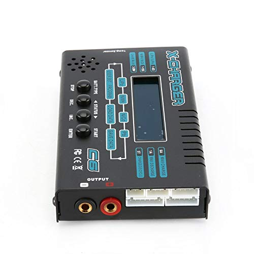 Wikiwand G.T.Power C6 LCD Charger for 1-6S LiPO/Li-ION 1-15S NiCD/NiMH RC Battery by Wikiwand (Image #7)