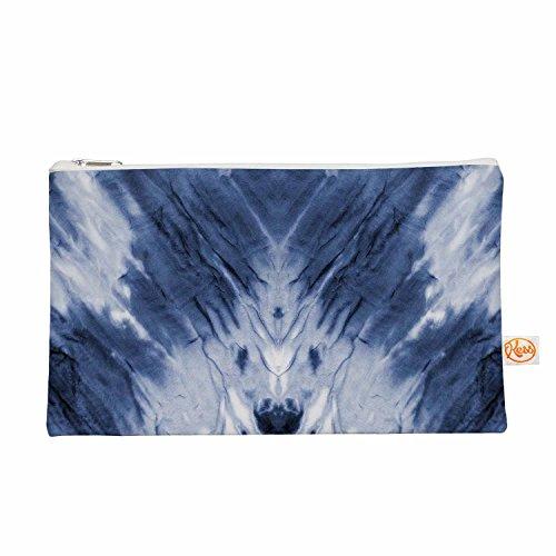 Kess eigene 12,5x 21,6cm Original Blau Dye Alles Tasche–Weiß
