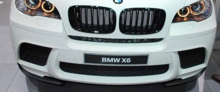 BMW Brand OEM E71 E72 X6 Genuine Performance Aerodynamic Kit - Bmw Up Paint Touch Kit