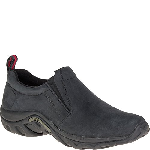 Image of Merrell Men's Jungle Moc Nubuck Slip On Shoe
