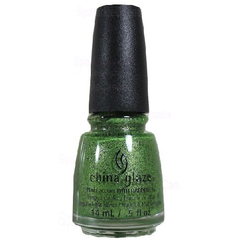 China Glaze Apocalypse of Color Lacquer, But of Corpse, 0.5 Fluid Ounce -