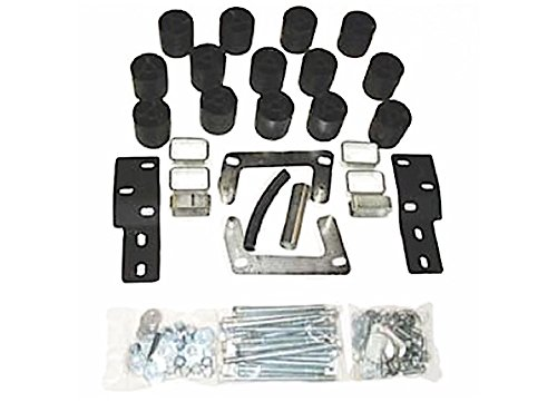 Kits Ford Lift Ranger (Performance Accessories, Ford Ranger Splash/Edge (Manual Trans Requires 3700) 3