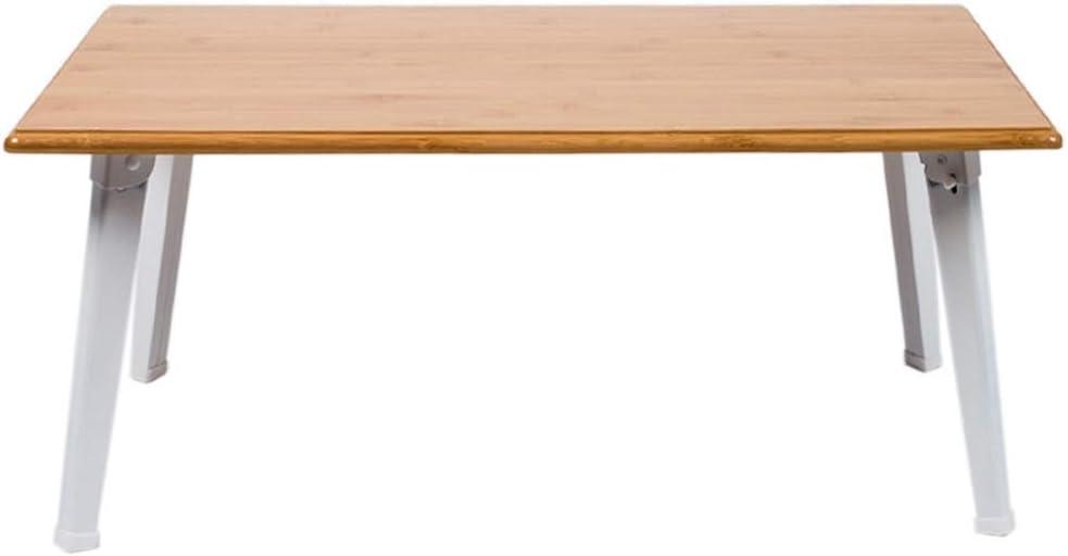 ライティングデスク、ラップトップ、デスク、ベッド、小さなテーブル、シンプルな学生寮、怠zy W1/7 (Color : L80CM)