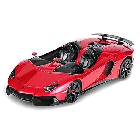 Rastar 1:12 Lamborghini Aventador J SuperCar RC Car