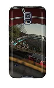 Tasha P Todd Snap On Hard Case Cover Driveclub Protector For Galaxy S5 by icecream design