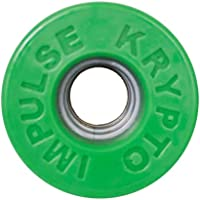 Kryptonics Roller Impulse Ruedas, Verde, 62 mm