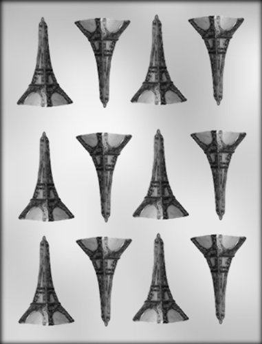 (CK Products 2-Inch Eiffel Tower Chocolate)