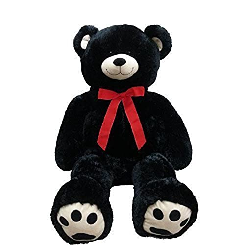 FHC Jumbo Teddy Bear Black