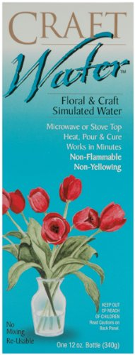 floral resin water