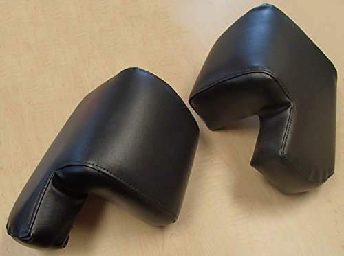 New Seat Cushion Arm Rest Pair Made for Case-IH Dozer Models TD7C TD7E TD8C + by StevensLake