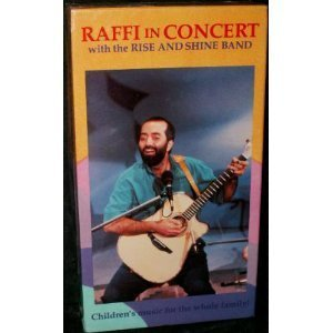 Amazon.com: Raffi In Concert With the Rise and Shine Band