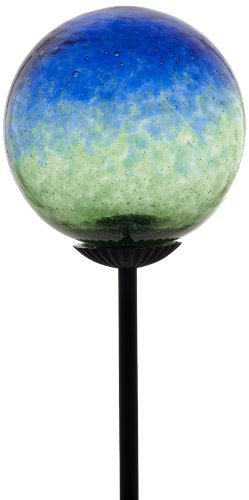 Kitras Glass Blue/Green Solar Light