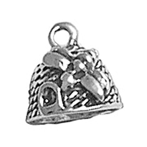 Sterling Silver Bumble Bee - 6