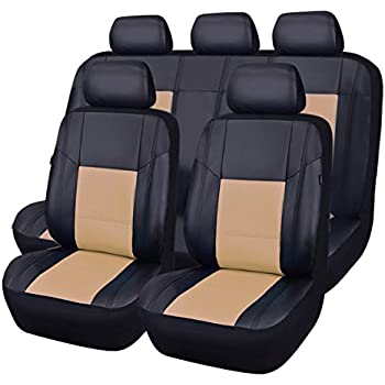 Skyline Pu Leather Car Seat Covers