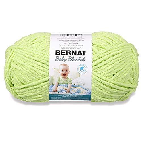 Bernat Baby Blanket Big Ball Lemon Lime