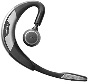 Amazon Com Jabra Motion Bluetooth Mono Headset Retail Packaging Gray