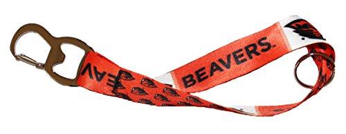 WinCraft Oregon State Beavers Key Strap Bottle Opener