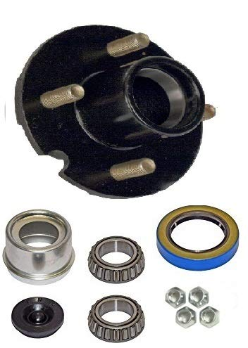 Tie Down Engineering 81065 4 Stud Marine Hub Kit with Bearing ()