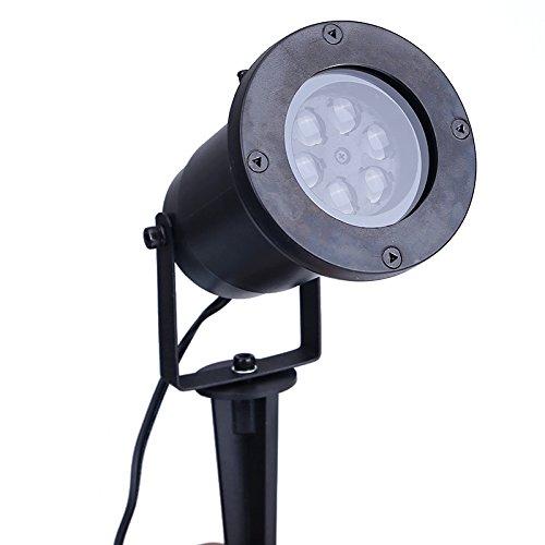 Outdoor Laser Lights White - 7