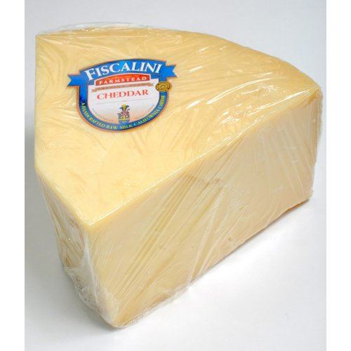 Fiscalini Farmstead Cheddar Cheese (Whole Wheel) Approximately 10 Lbs ()