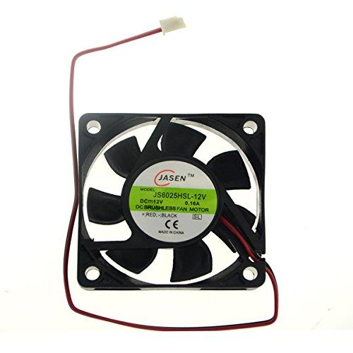 60 x 60 cooling fan - 6
