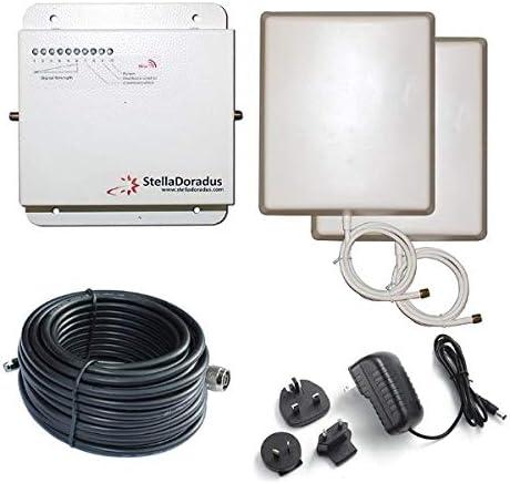 BAND STELLAOFFICE DUAL GSM-UMTS, 3G Y 4G-ANTENA YAGI: Amazon ...