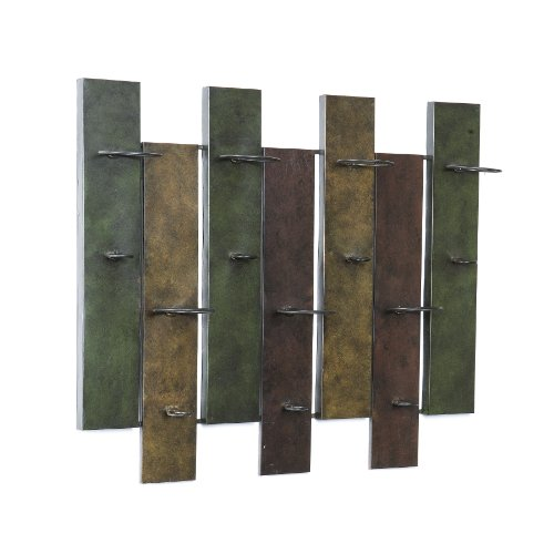 Navarra Wall Mount Wine Rack (Wine Wall Mount Rack compare prices)