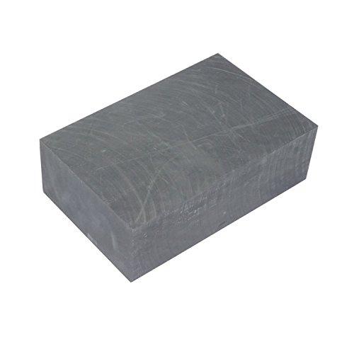 Molde de fundición de grafito Molde de lingote de fusión de refinación de metal para oro Aluminio plateado (125x80x40mm): Amazon.es: Bricolaje y ...