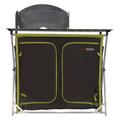 Price comparison product image Buffalo Camp Cabinet Camping Table / Camping Cabinet / Outdoor Cabinet / Sports Cabinet