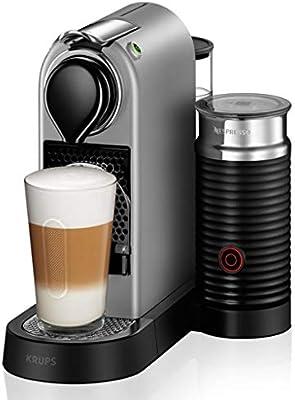 Krups Nespresso Citiz et Milk Argent: Amazon.es: Hogar
