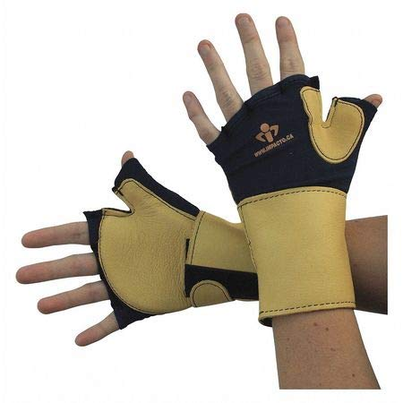 Impact Glove, Grain Wrist Support, L, PR by IMPACTO (Image #1)