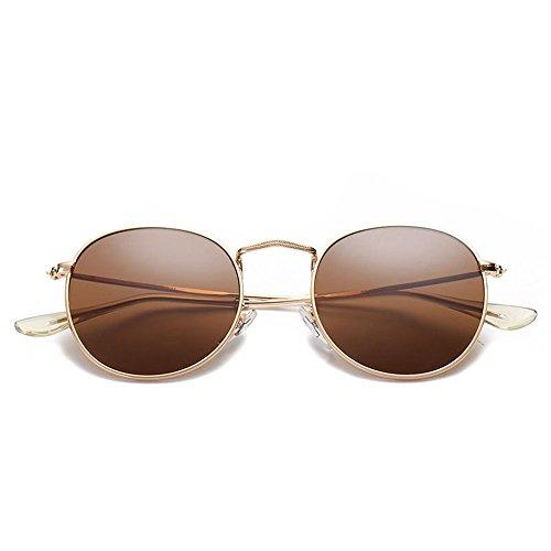 lunettes rétro de de 6 film Cadre nouvelle circulaires rétro de de lunettes Shop Lunettes soleil rond cadres soleil lunettes soleil soleil personnalité Quatre couleur mode TREwxdqUC