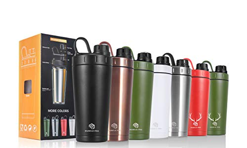 Stainless Steel Insulated Protein Shaker Bottle/Drink Shaker/Protein Shaker/Shaker Cup/Shake Mixer