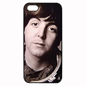 The Beatles Paul Mccartney Design Pattern Hard Back Case Cover Skin For Apple iPhone 4 4S by icecream design
