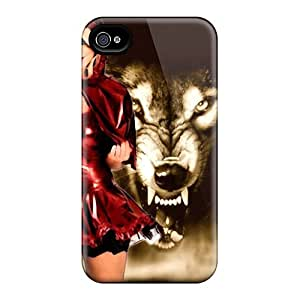 Premium Red Riding Covers Skin For Iphone 6
