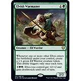 Magic: The Gathering - Elvish Warmaster - Kaldheim