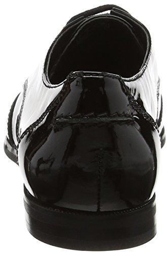 Clarks Andora Trick, Zapatos de Vestir para Mujer Negro (Black Pat)