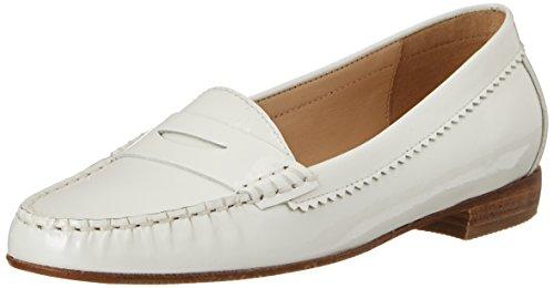 Sioux Ladies Sebia Mocassino Bianco (bianco)