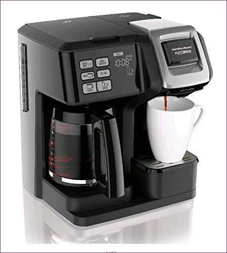 Hamilton beach flexbrew 2-way coffee maker | model# 49954